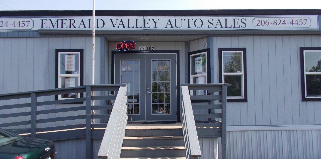 Emerald Valley Auto Sales