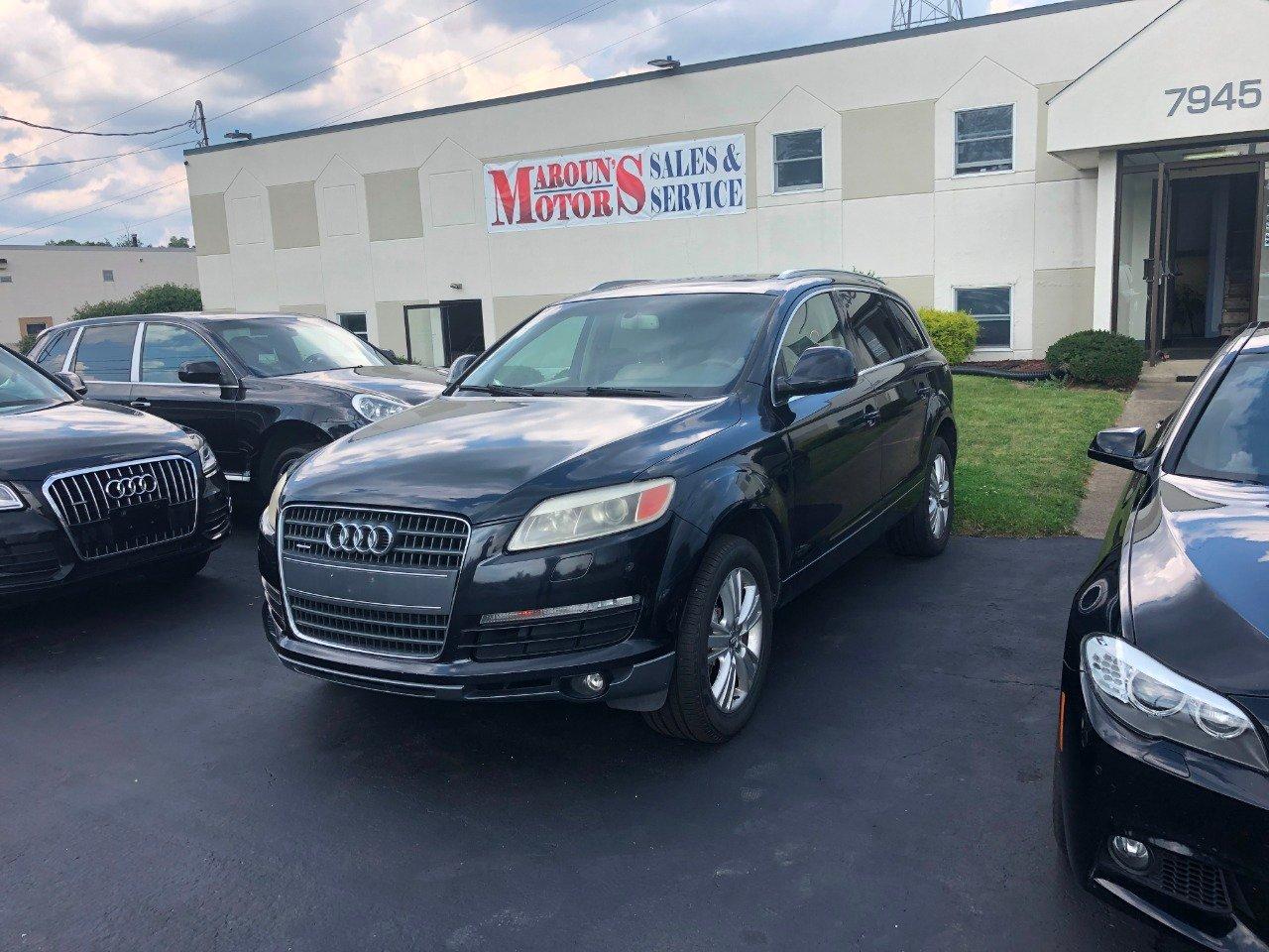 Maroun's Motors, Inc