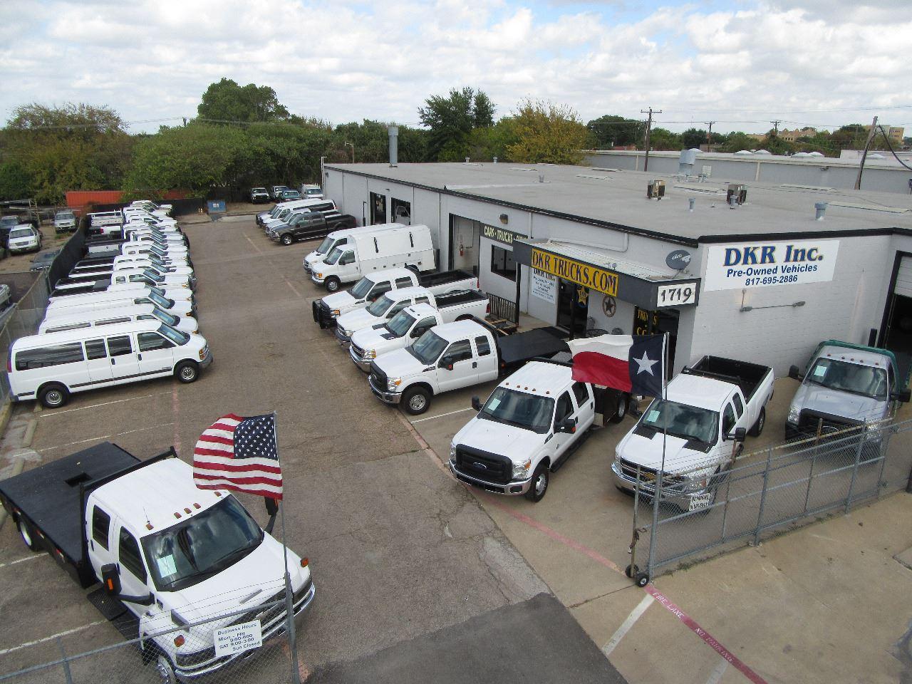 DKR Trucks