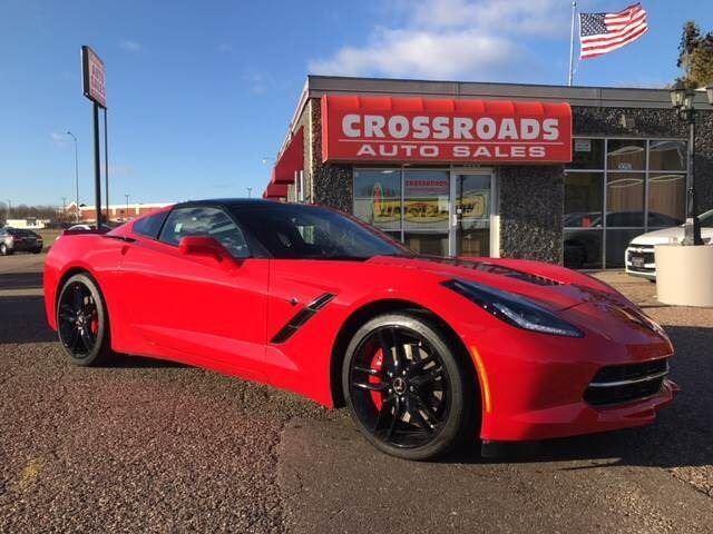 CROSSROADS AUTO SALES OF EAU CLAIRE, LLC