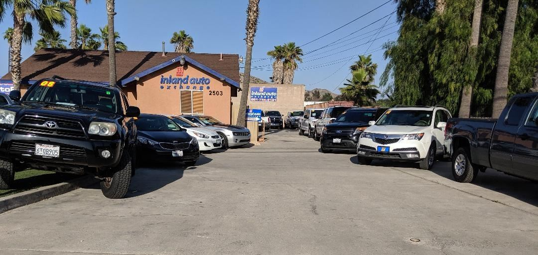 Inland Auto Exchange