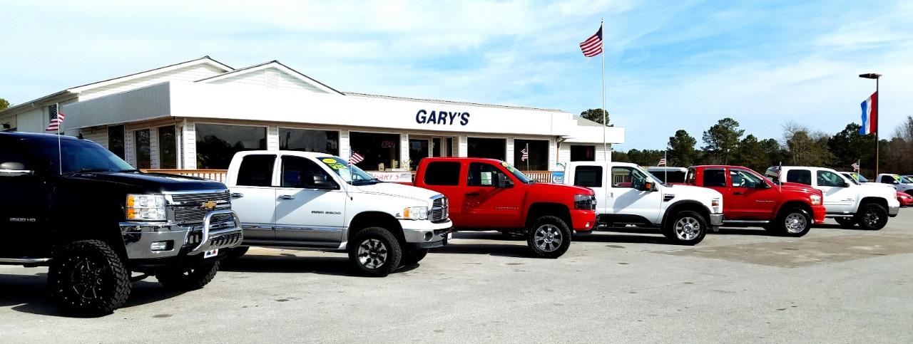 Gary's Auto Sales
