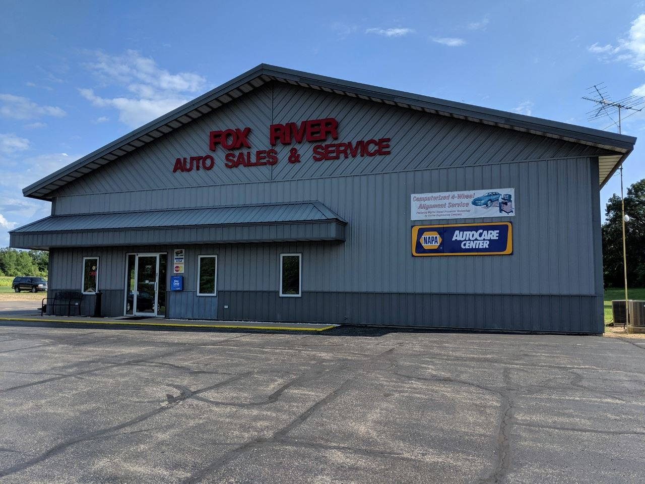 Fox River Auto Sales