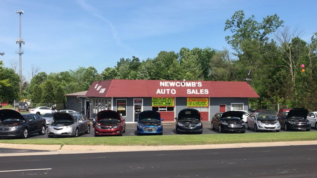 Newcombs Auto Sales