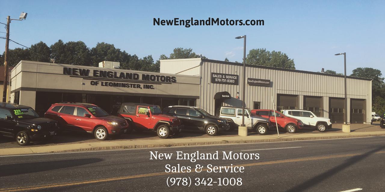 New England Motors of Leominster, Inc