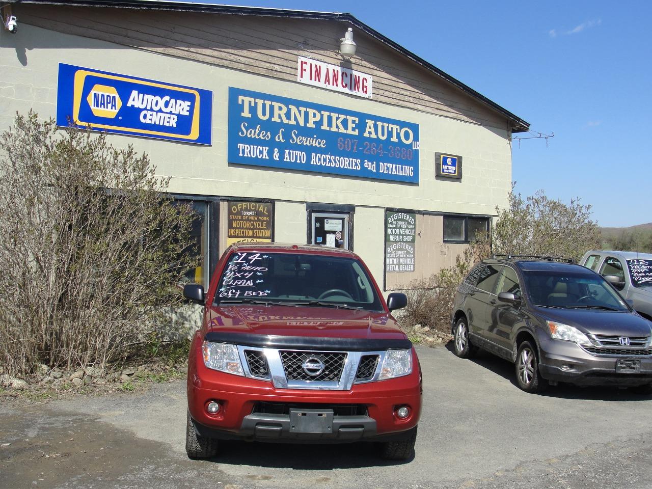 Turnpike Auto Sales LLC