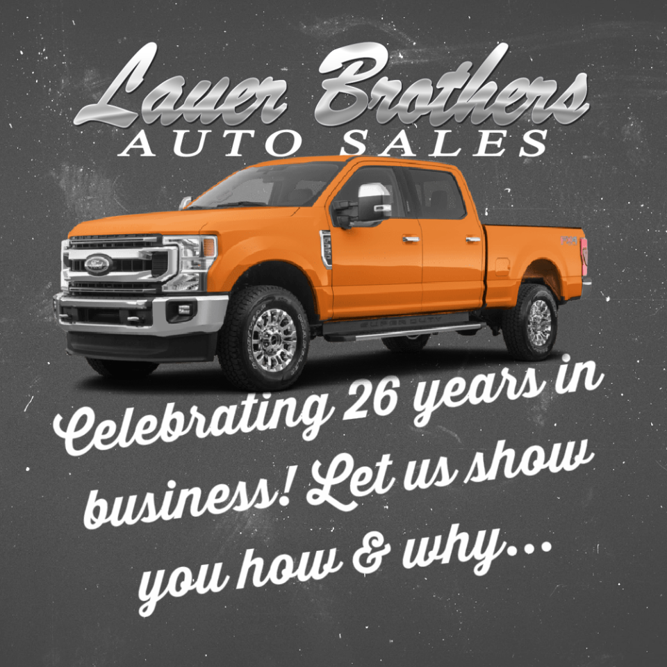 LAUER BROTHERS AUTO SALES