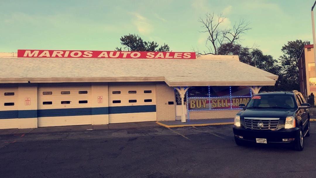 MARIO'S AUTO SALES