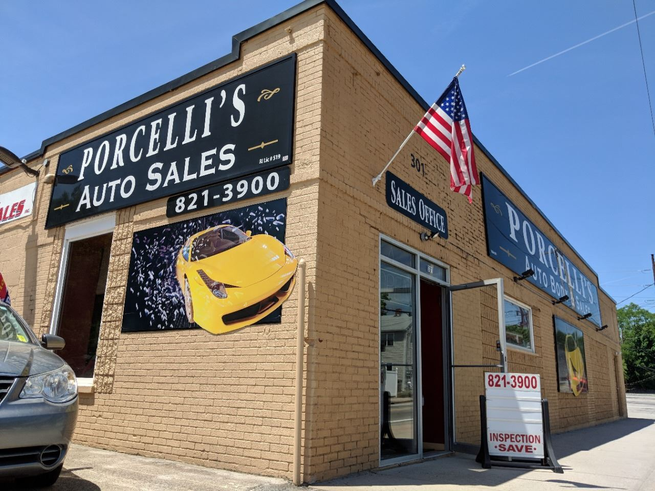 Porcelli Auto Sales