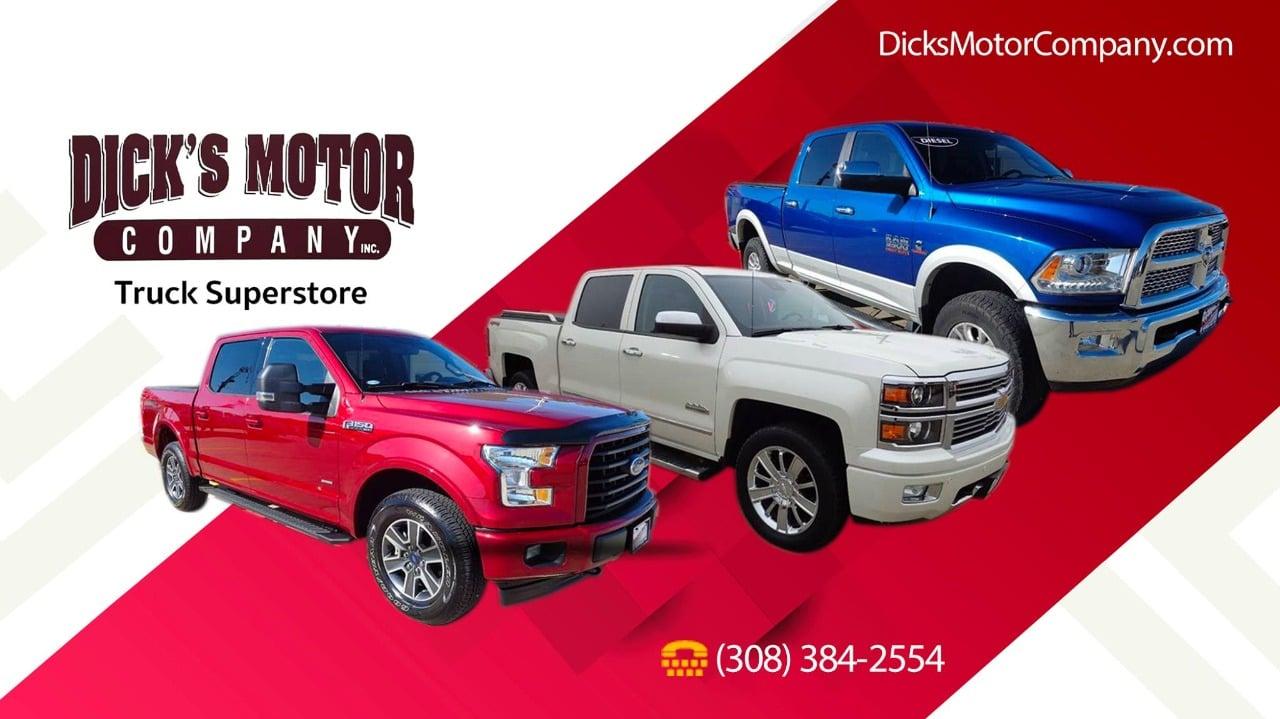 DICK'S MOTOR CO INC