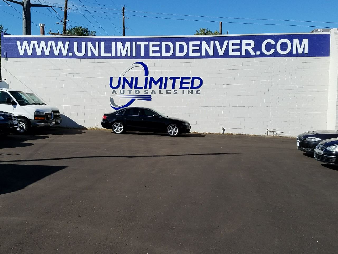Unlimited Auto Sales
