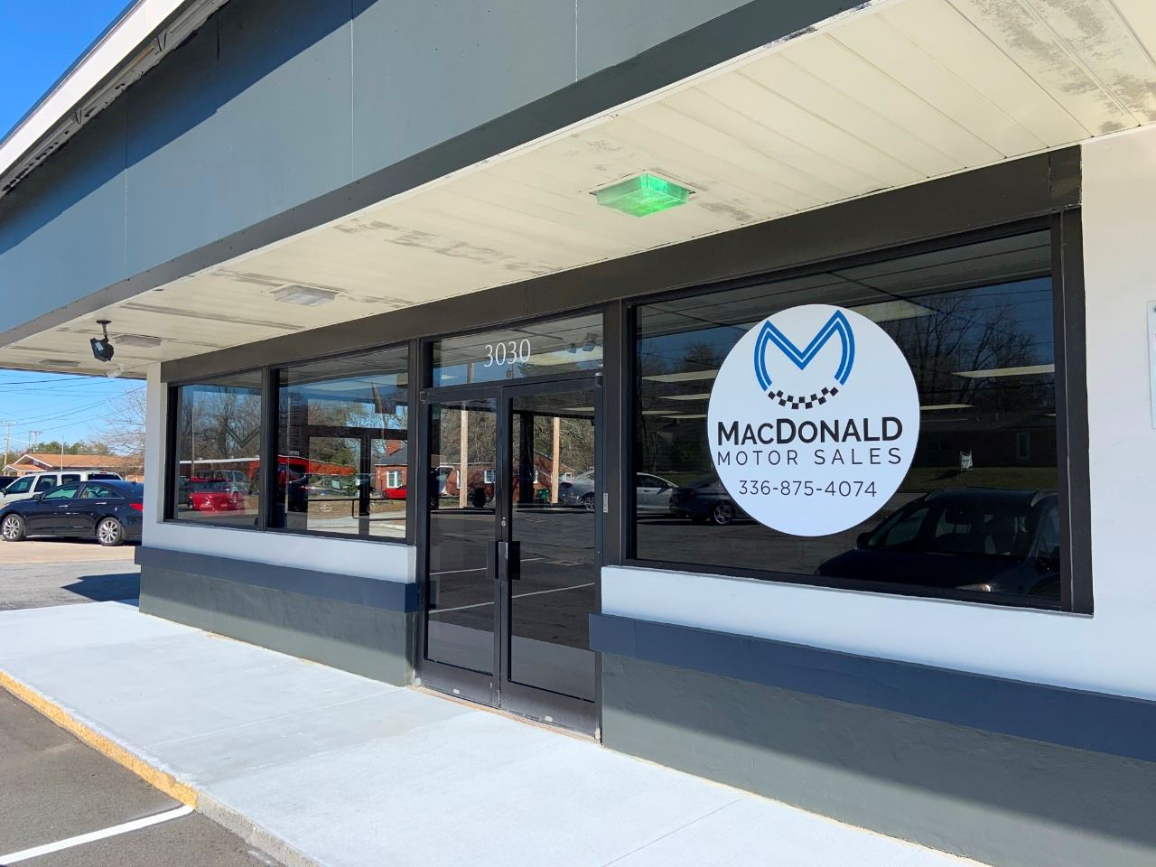 MacDonald Motor Sales