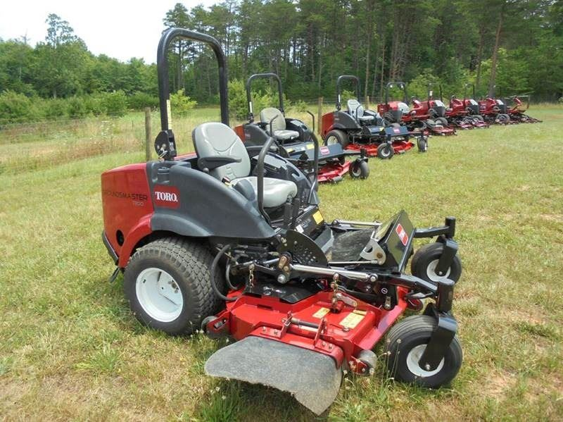 Mathews Turf Equipment