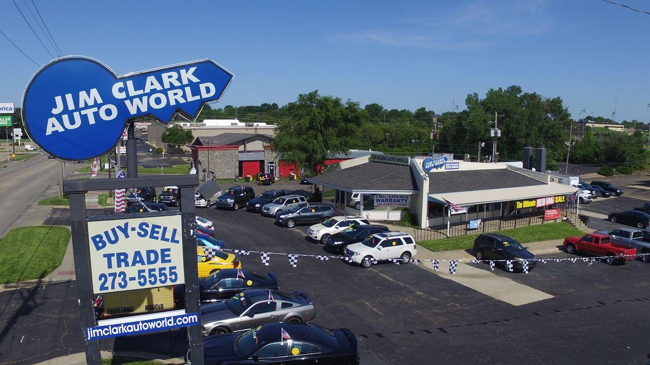 Jim Clark Auto World