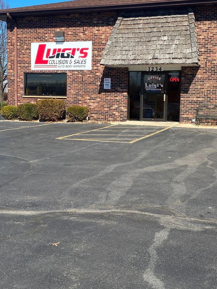 Luigi's Automotive Collision Repair & Sales