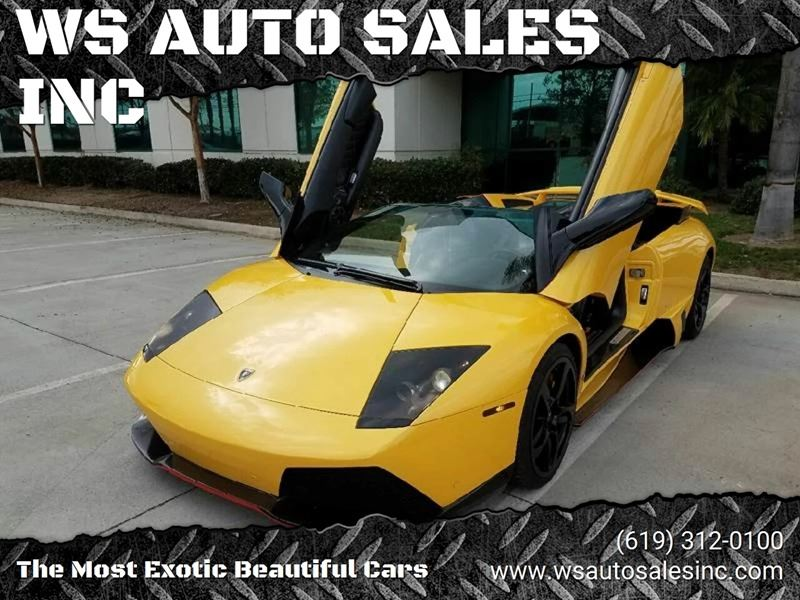 WS AUTO SALES INC