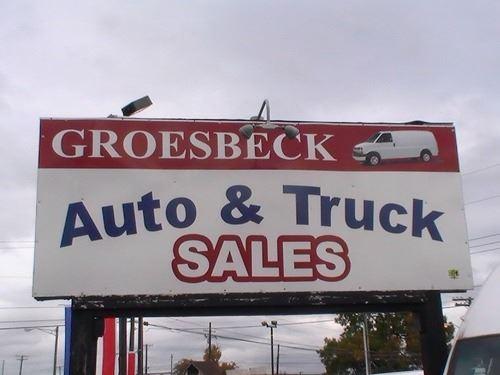 Groesbeck TRUCK SALES LLC