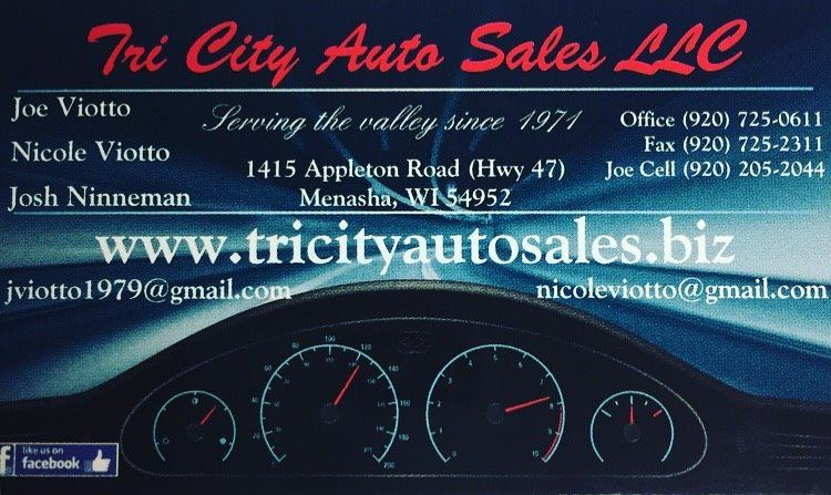 TRI CITY AUTO SALES LLC