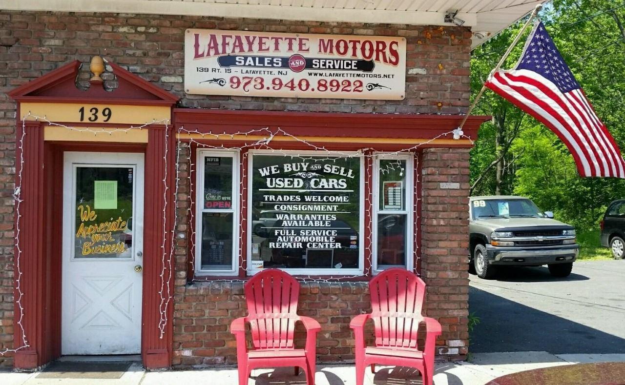 Lafayette Motors