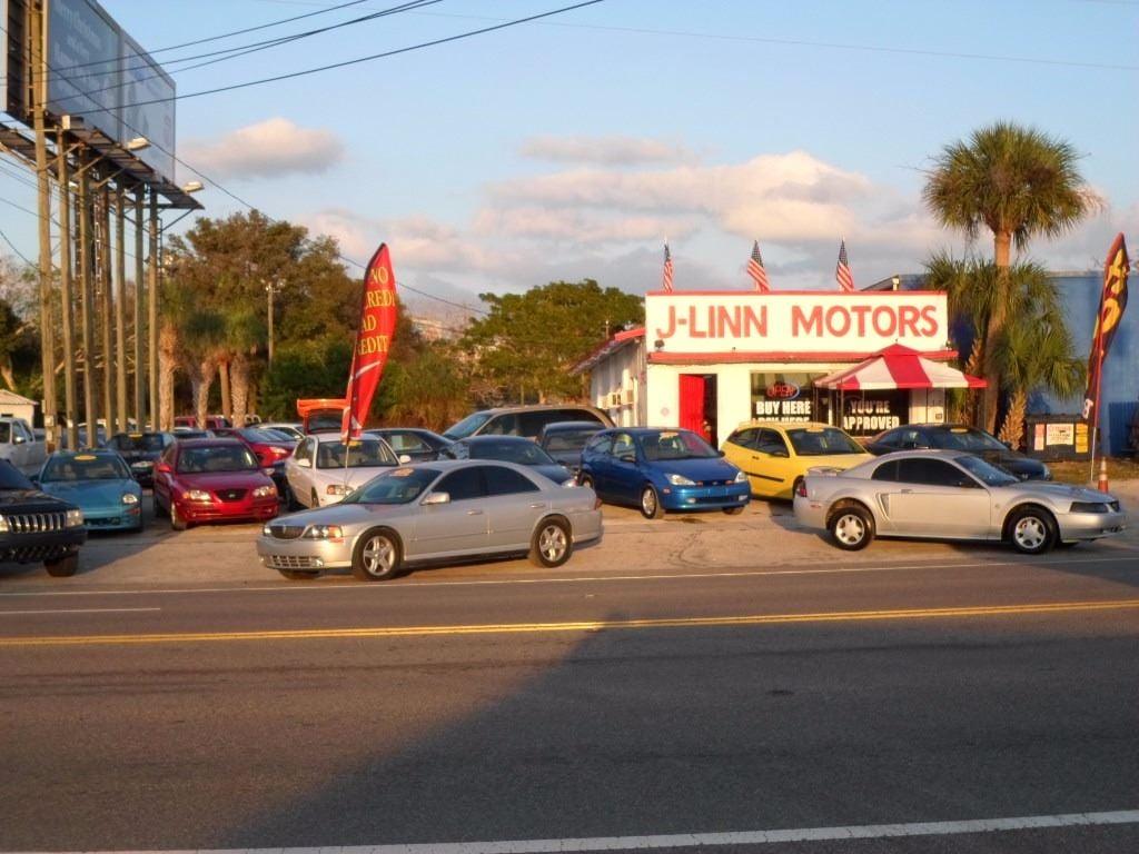 J Linn Motors