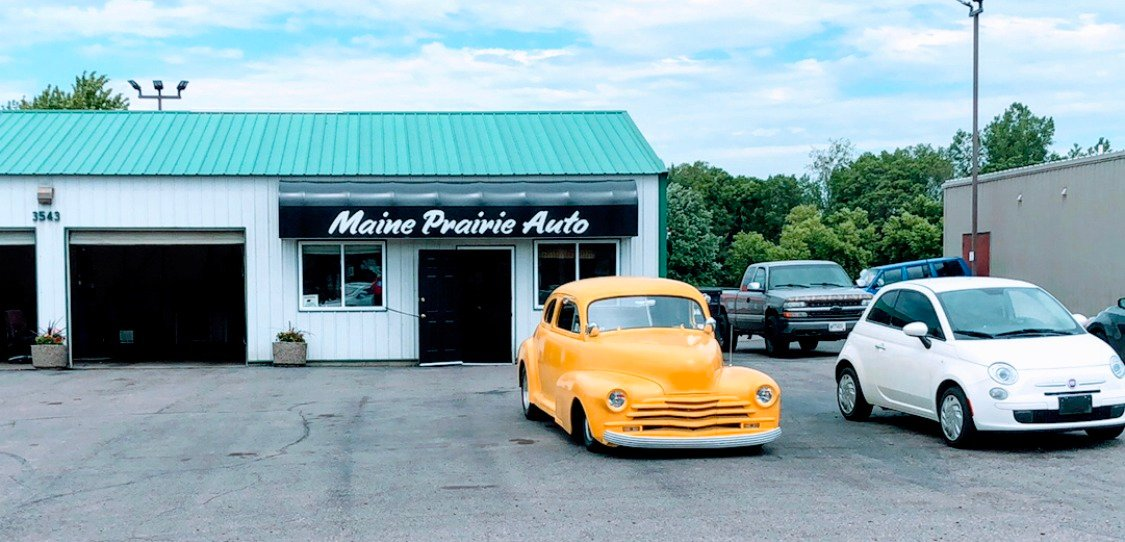 Maine Prairie Auto INC