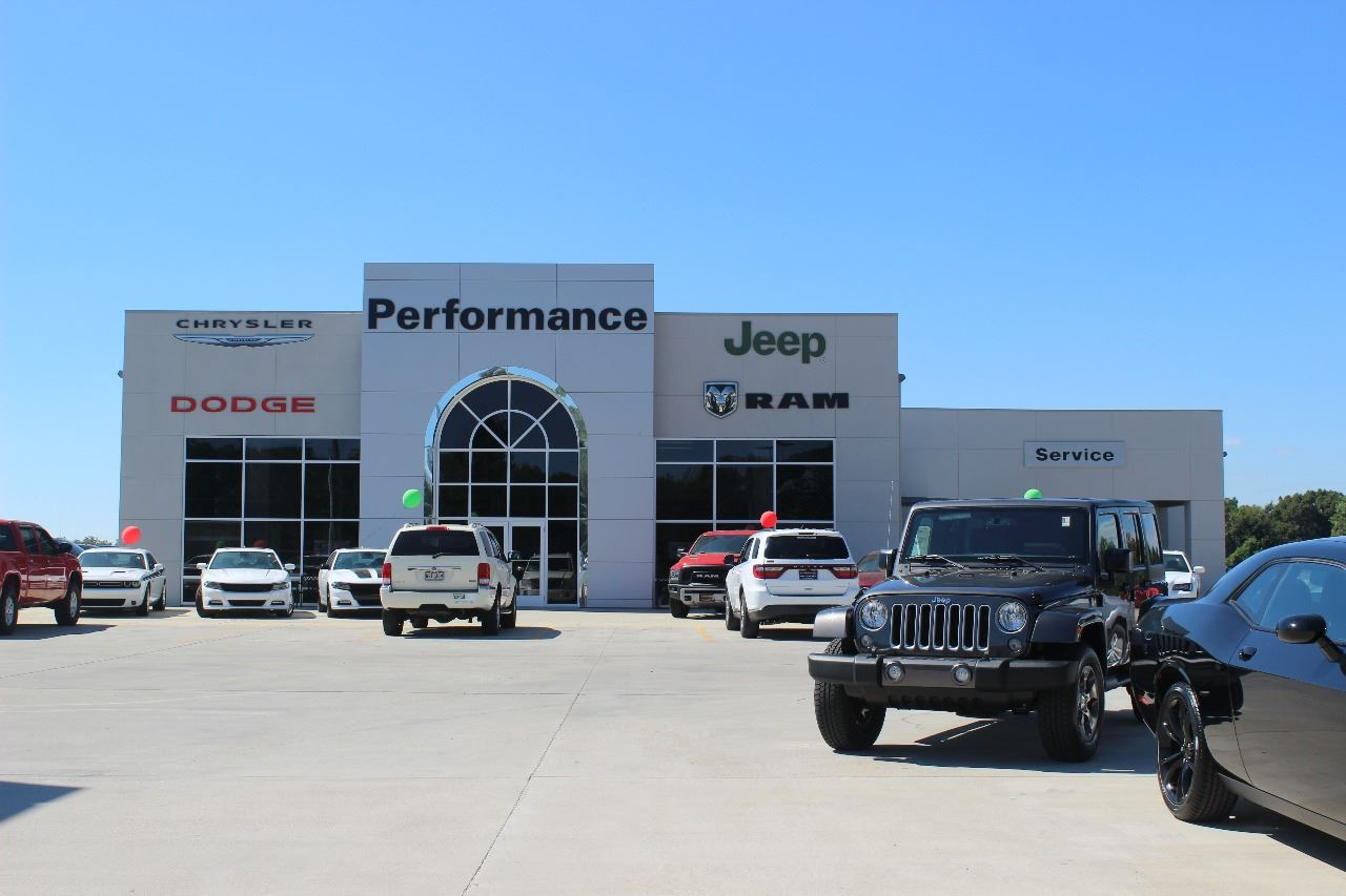 Performance Dodge Chrysler Jeep