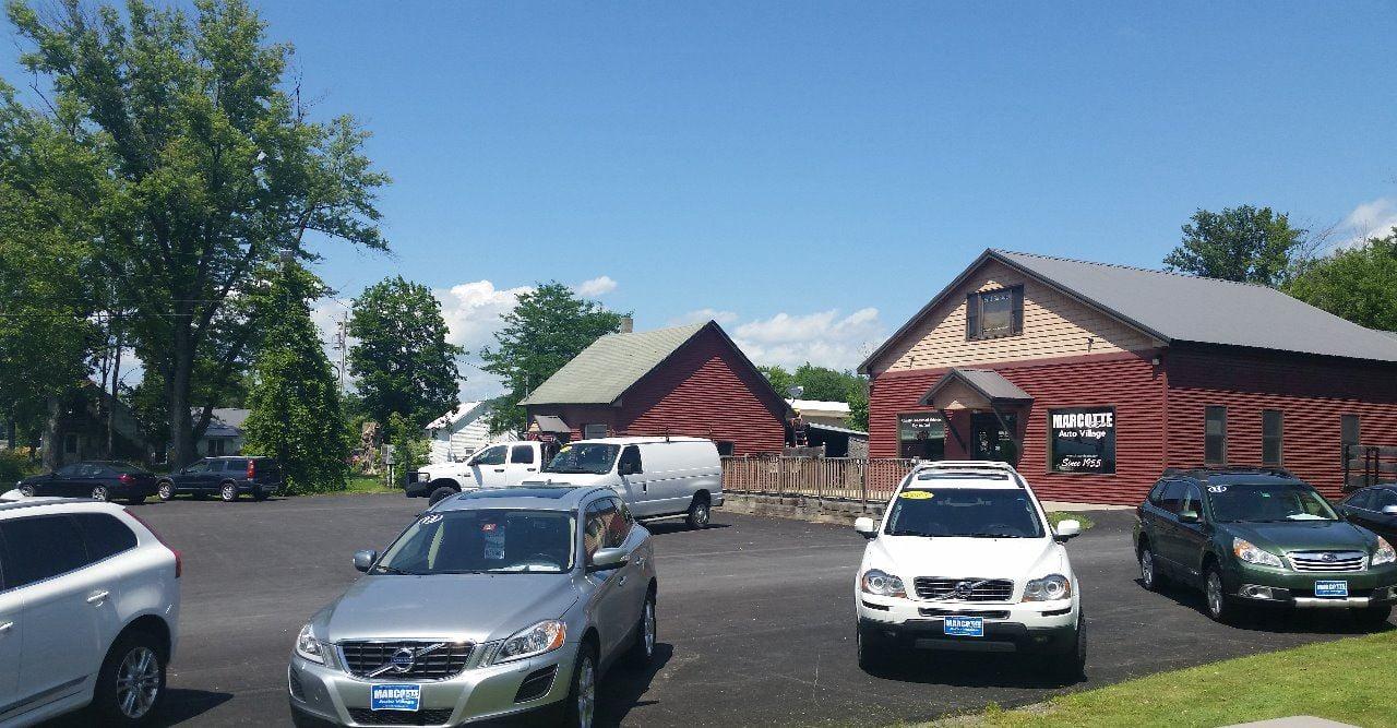 Marcotte & Sons Auto Village