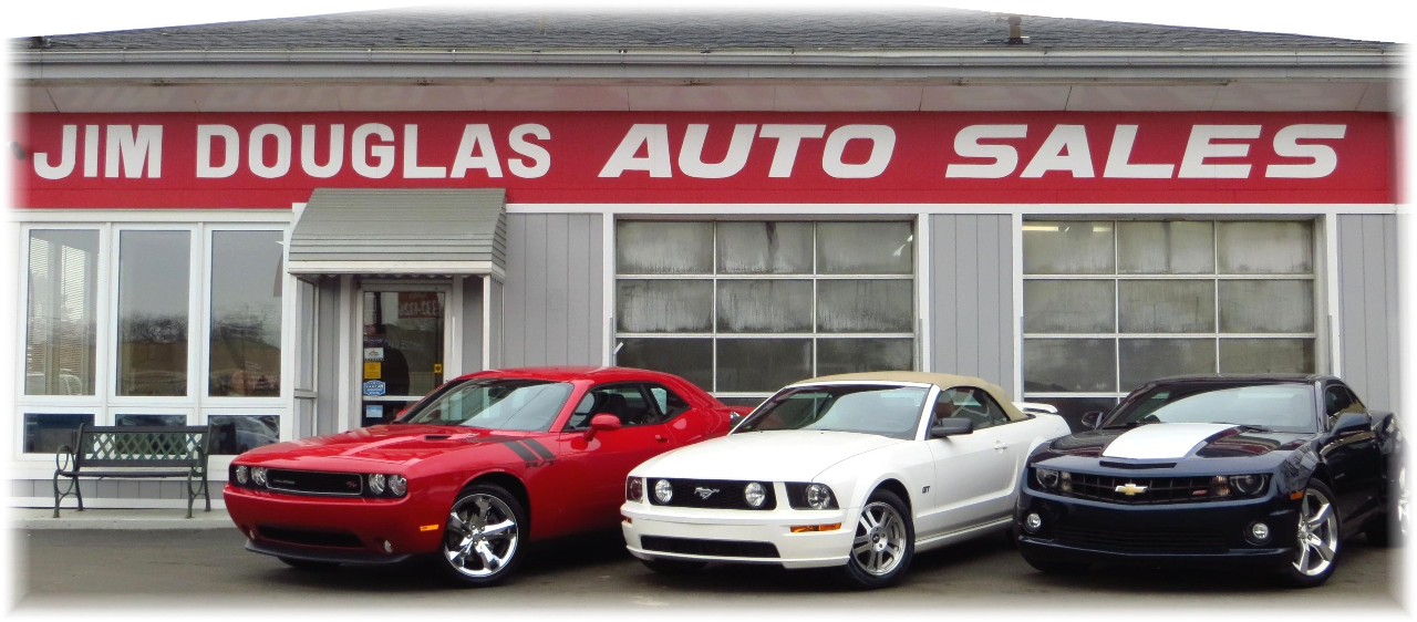 Jim Douglas Auto Sales