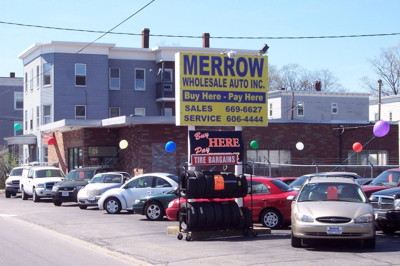 MERROW WHOLESALE AUTO
