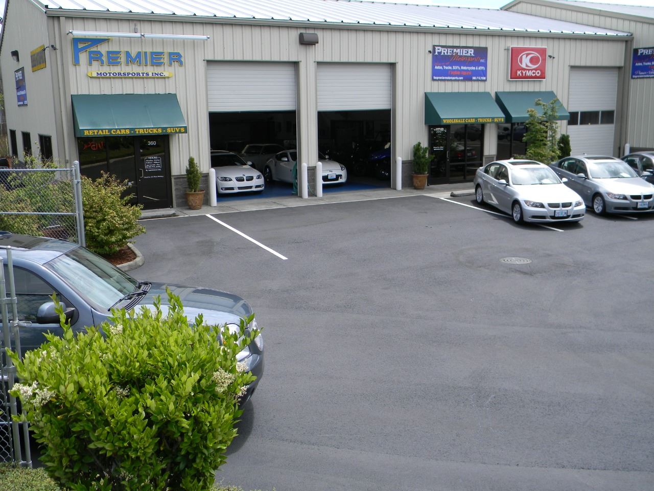 PREMIER MOTORSPORTS