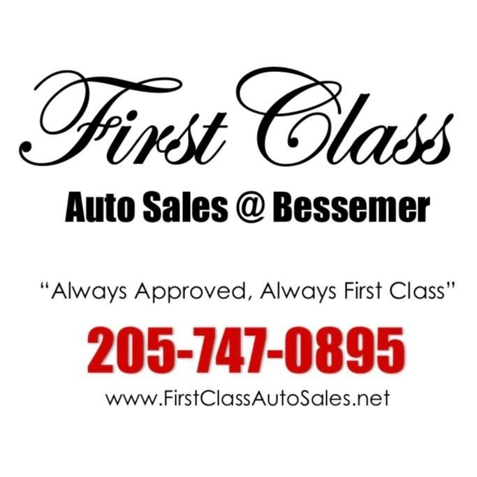 FIRST CLASS AUTO SALES