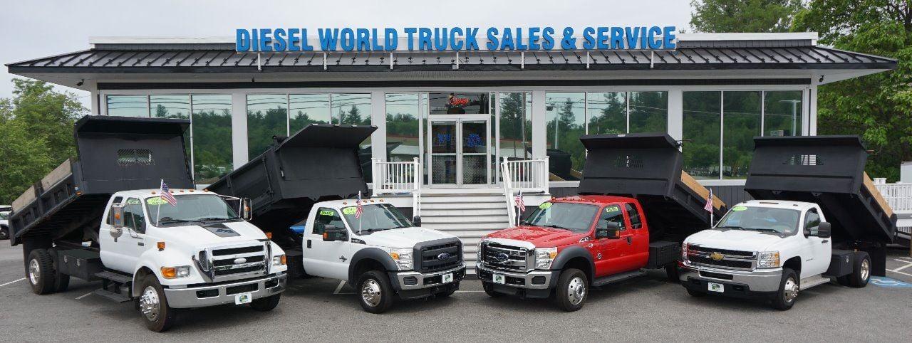 Diesel World Truck Sales