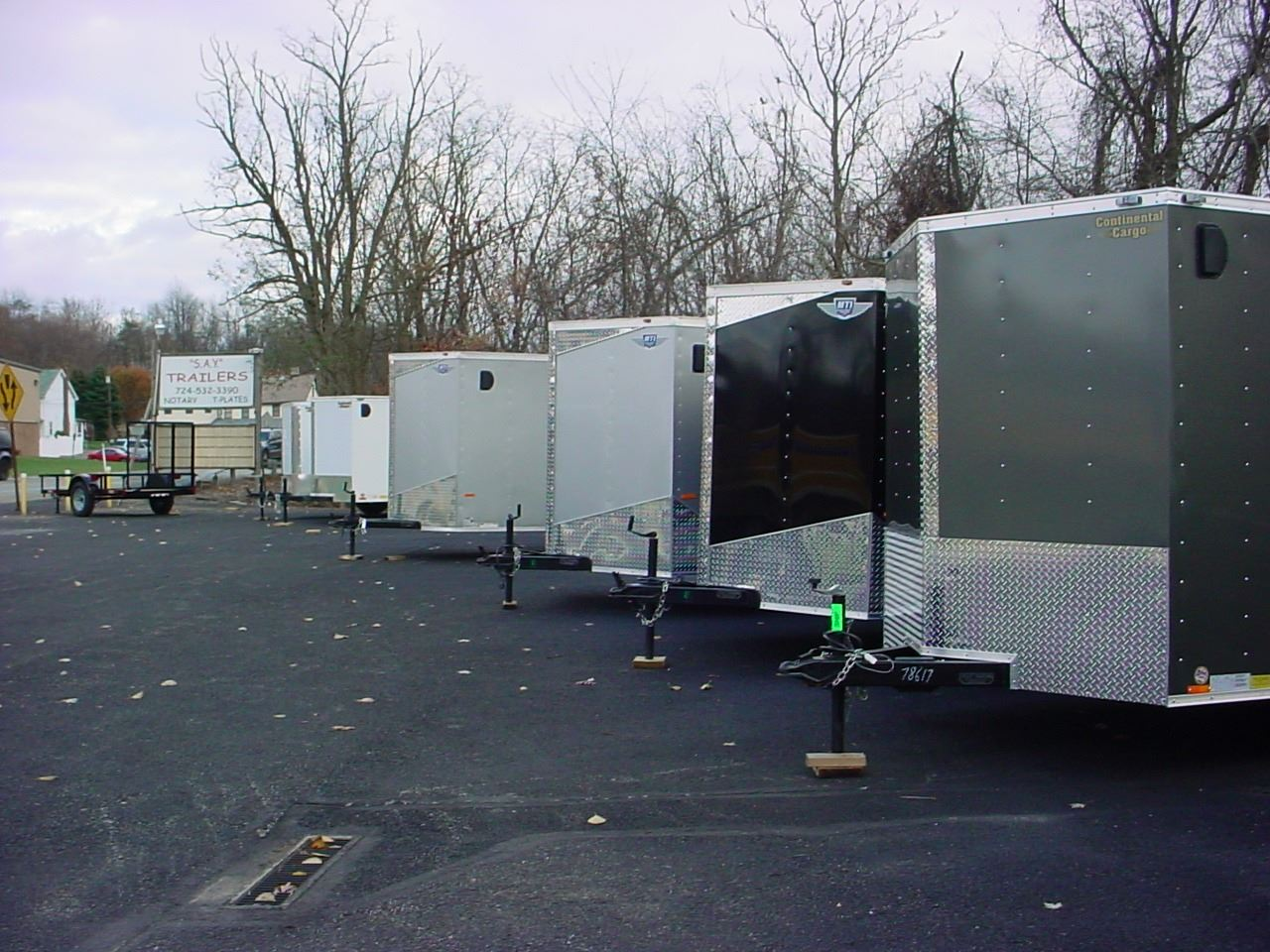 S. A. Y. Trailers