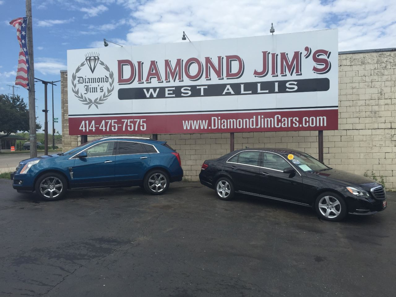 Diamond Jim's West Allis