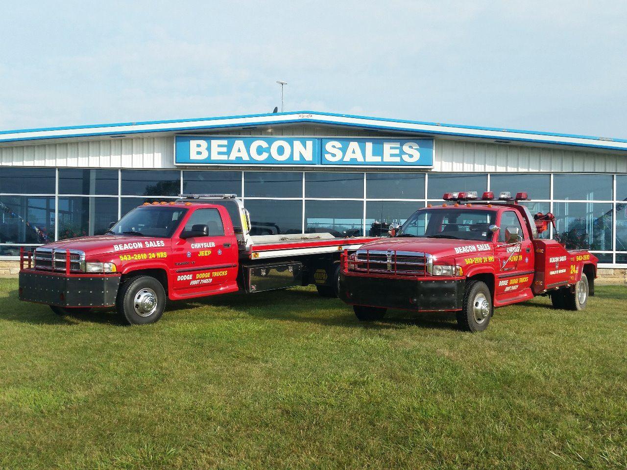 BEACON SALES & SERVICE