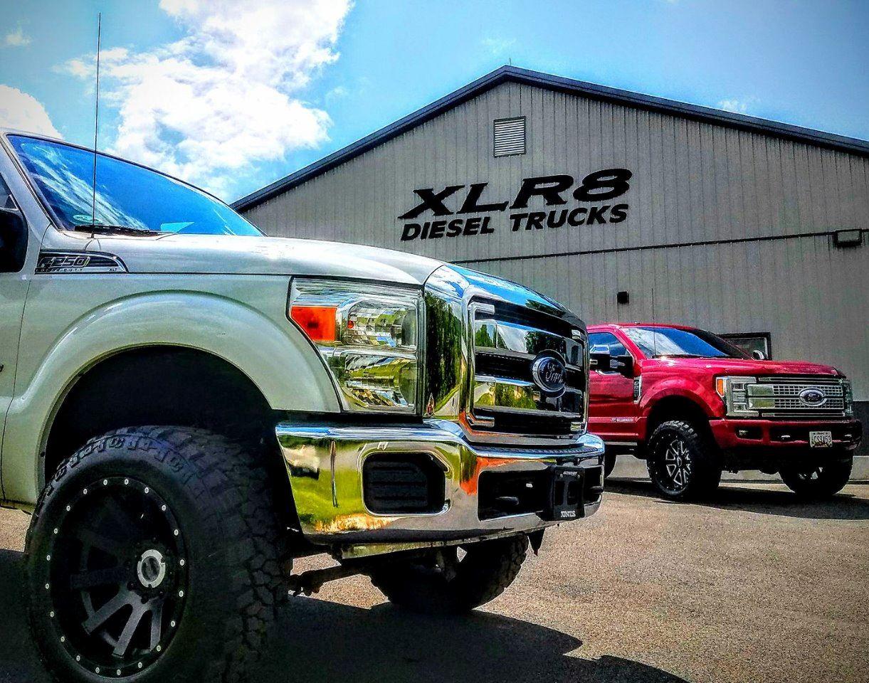 XLR8 Diesel Trucks