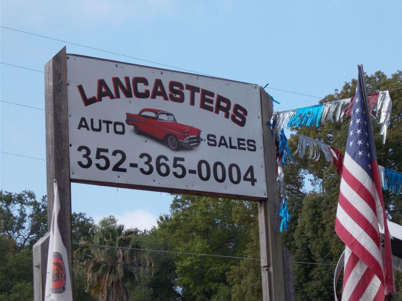 LANCASTER'S AUTO SALES INC