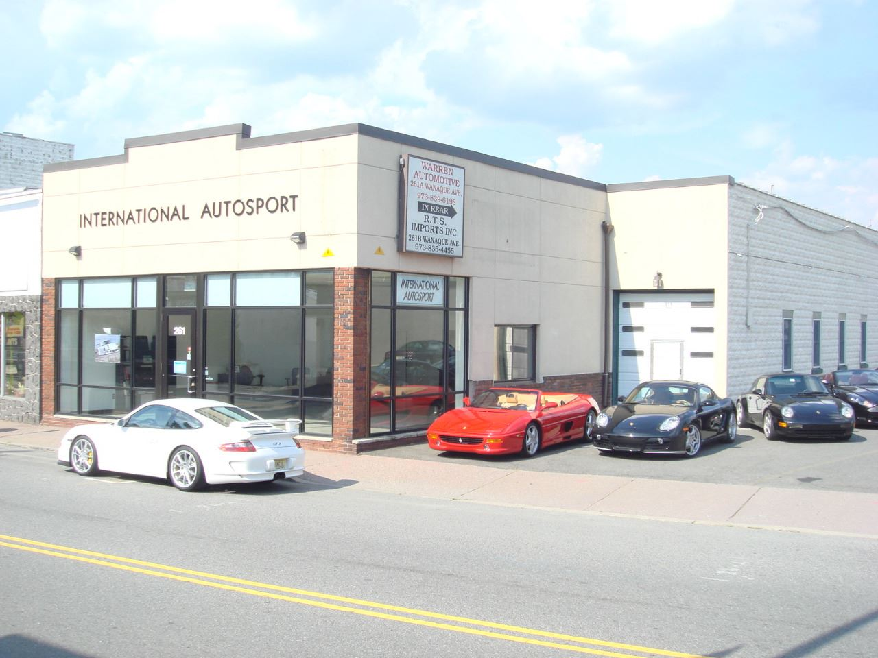 INTERNATIONAL AUTOSPORT INC
