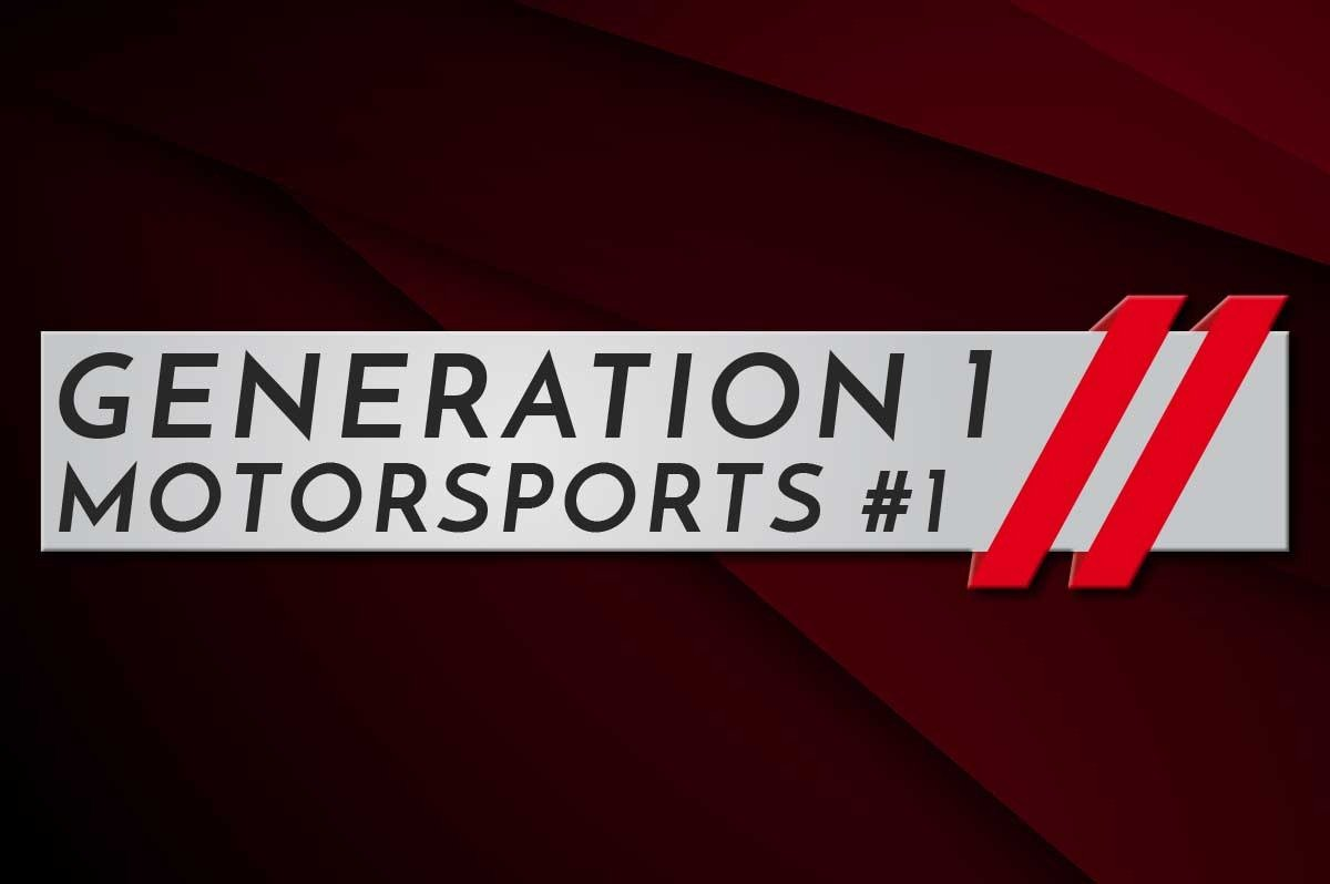GENERATION 1 MOTORSPORTS #1