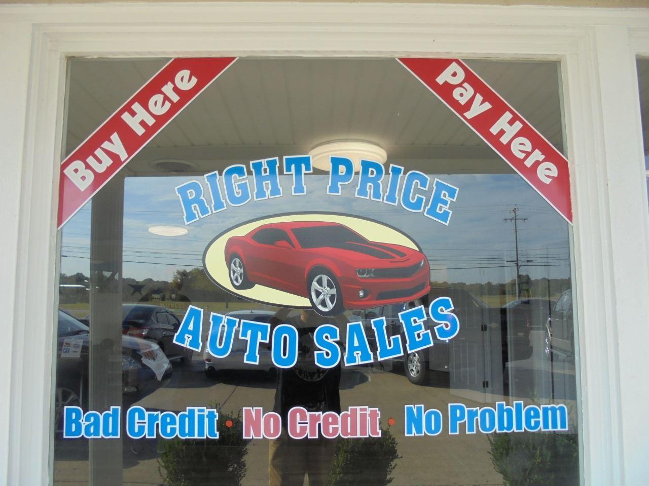 Right Price Auto Sales