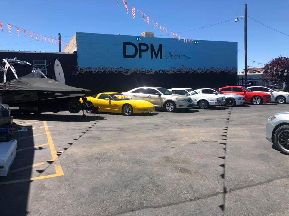 DPM Motorcars