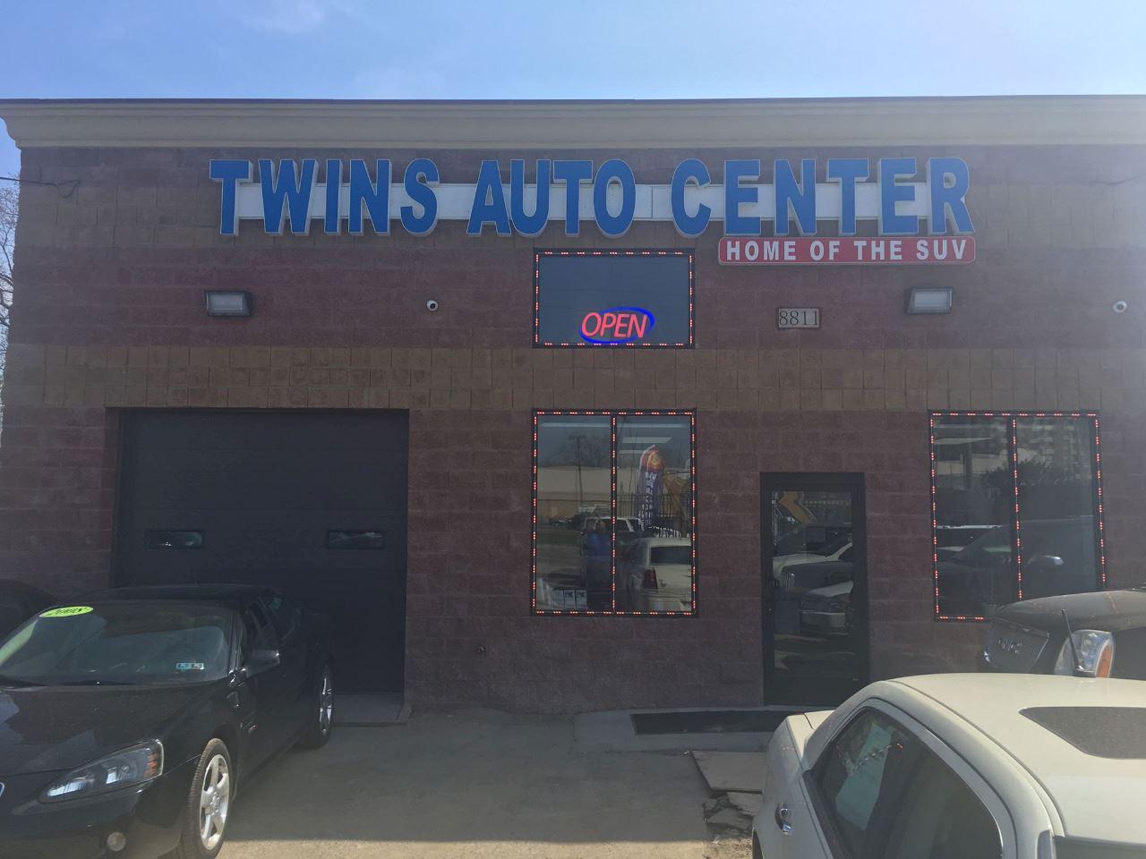 Twin's Auto Center Inc.