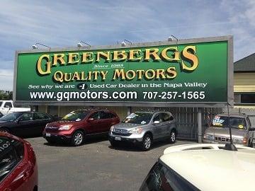 Greenbergs Quality Motors