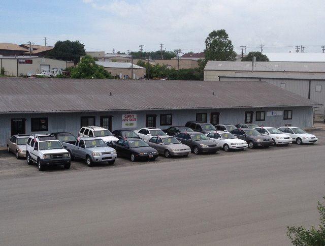 Curry's Auto Sales