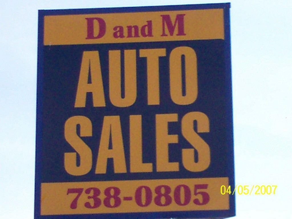 D & M Auto Sales