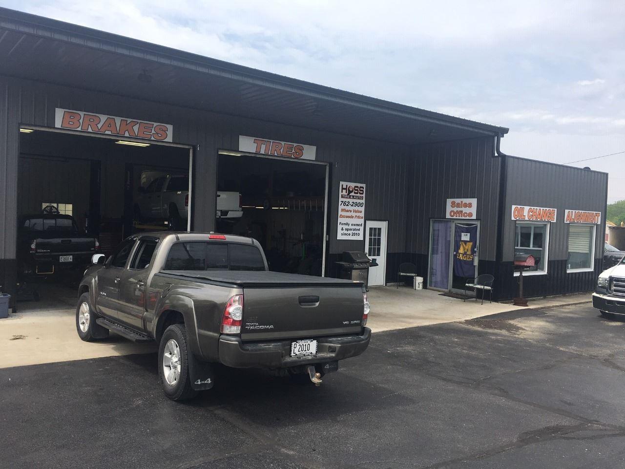 Hoss Sage City Motors, Inc