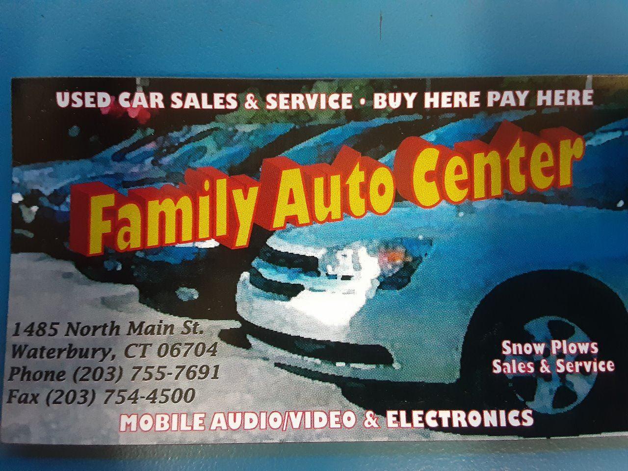 Family Auto Center