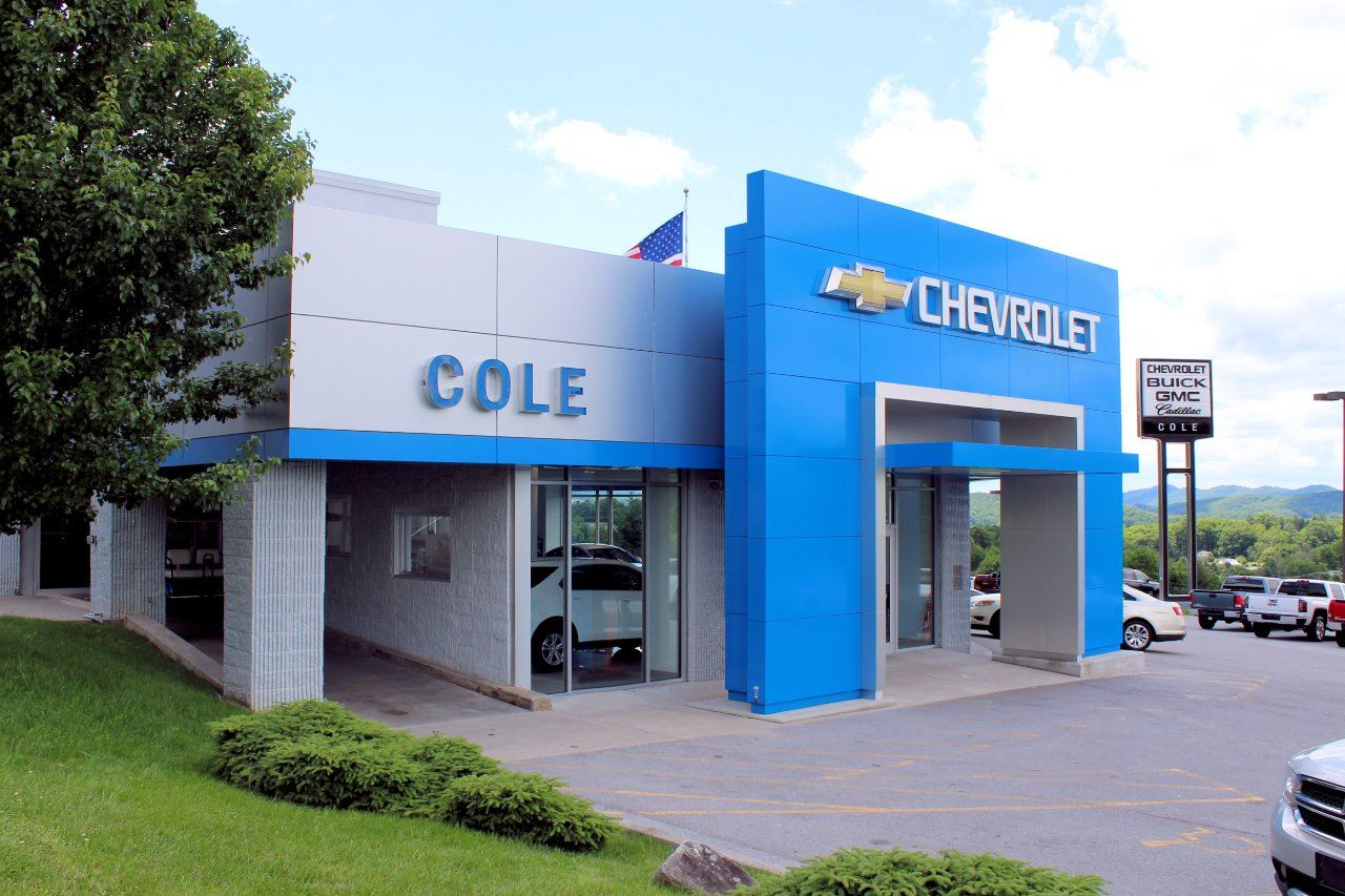 Cole Chevy Pre-Owned