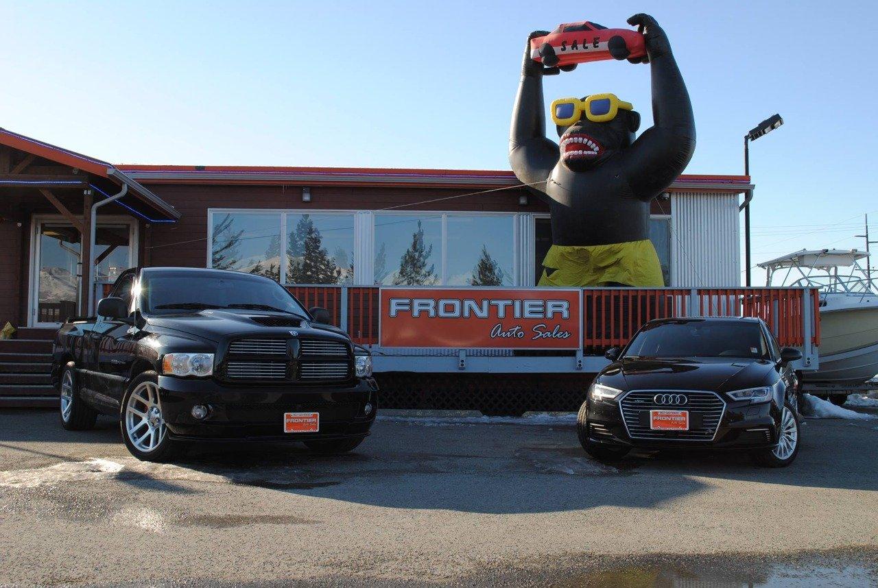 Frontier Auto & RV Sales
