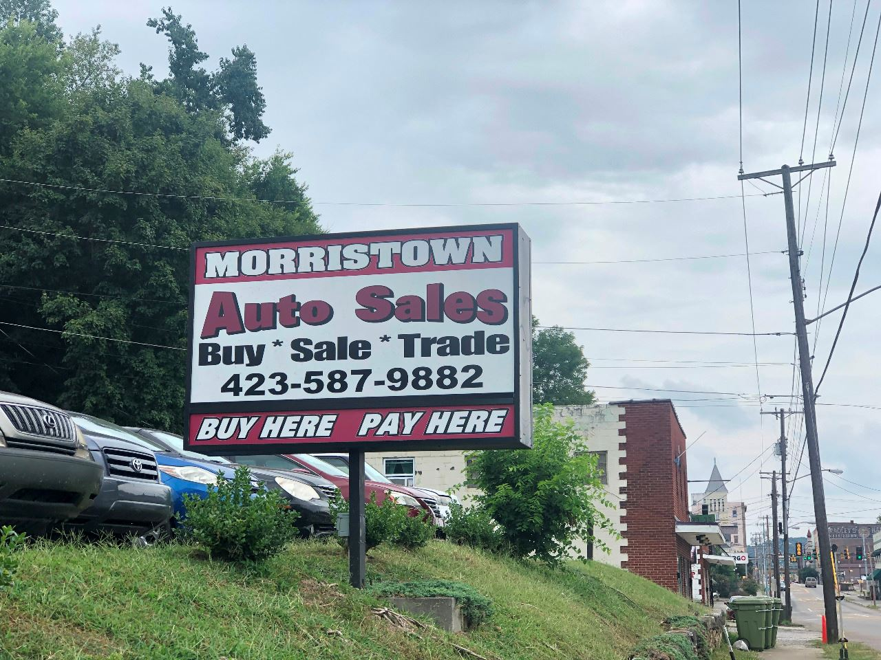 Morristown Auto Sales